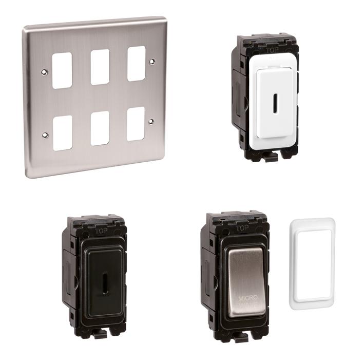 Mini Grid Switches
