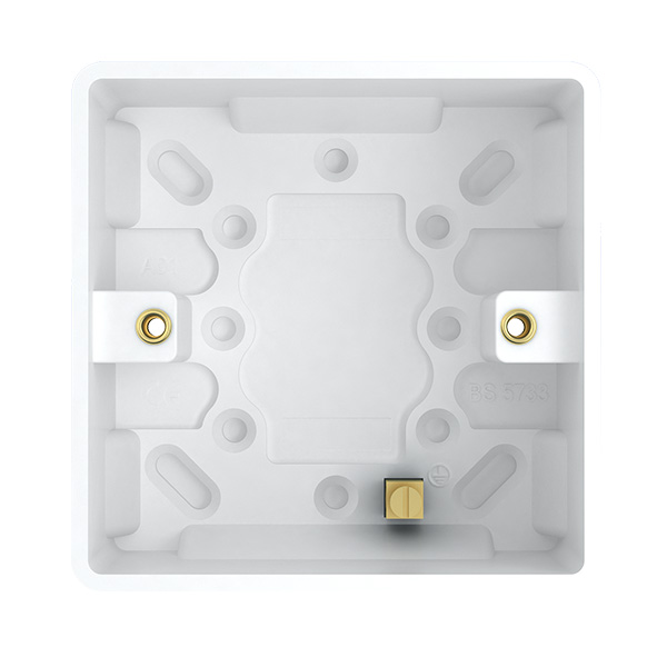 Surface Mounted Back Boxes
