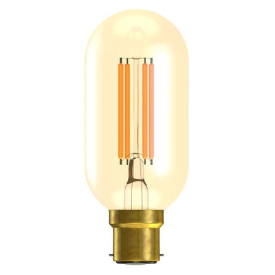 4W LED B22 Vintage Tubular - 110mm