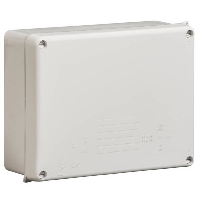 Wiska Surface Sealed Boxes IP65 230 x 180 x 88