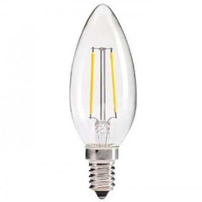 4w LED Filament Candle Bulbs