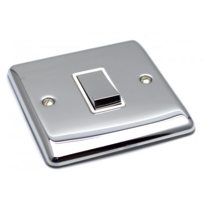 Light Switches - Definition Polished Chrome