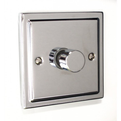 Dimmer Switches - Regency Polished Chrome