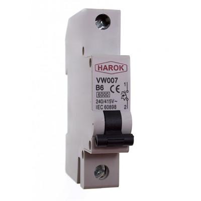 Wylex Compatible Harok MCBs