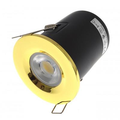 polished-brass-fixed-downlight-gu10