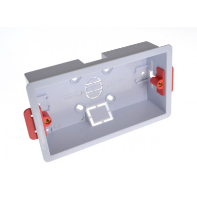 35mm Double Cavity Dry Lining Back Box