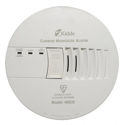 Kidde 4mCO Mains Powered Carbon Monoxide Alarm