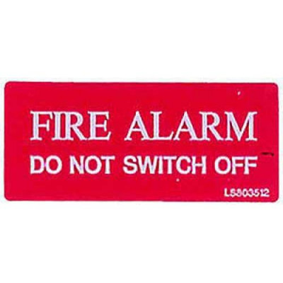 Fire-Alarm-Do-Not-Switch-Off-Safety-Label-Pack-of-10-VUEP113