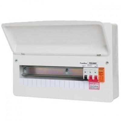 FuseBox F2014MX 14 Way RCBO Consumer Unit + Surge Protection