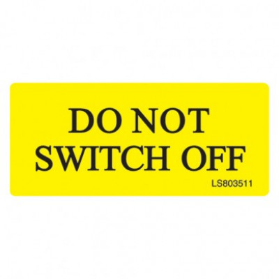 Do-Not-Switch-Off-Safety-Label-Pack-of-10-VUEP018
