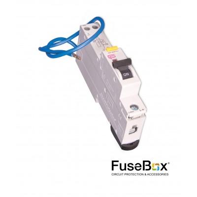 Fusebox RCBO 16A 30mA 6kA Type AC B Curve