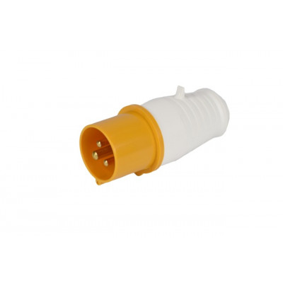 Danson Economy Industrial Plugs with Grommet Entry IP44