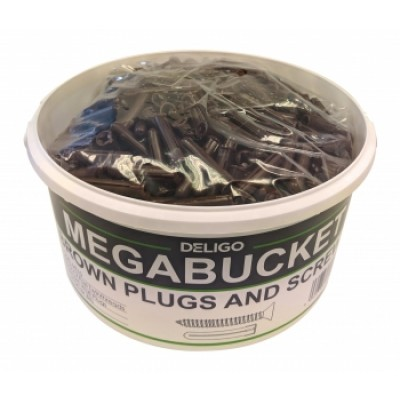 Brown Plugs and Screws - Trade Tub
