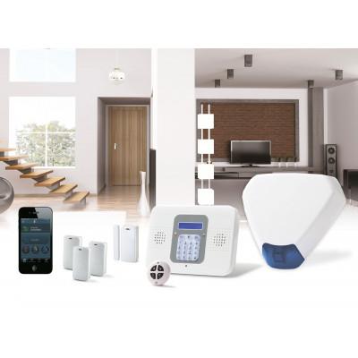 SecuPlace Wireless Alarm Kit c/w TRITX Bell Box