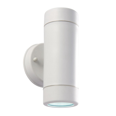 Saxby Icarus White Outdoor Lighting IP44