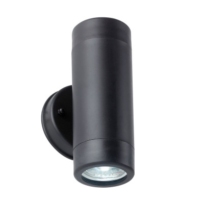 Saxby Icarus Matt Black Outdoor Lighting IP44