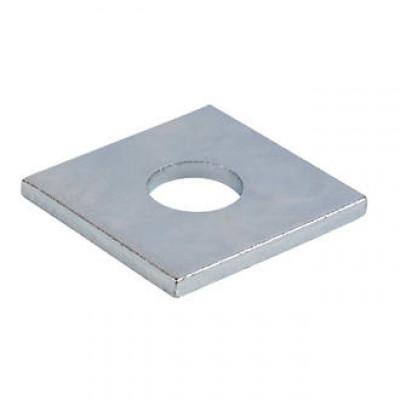 Flat Squares Plates/Washers