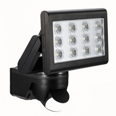 25W LED Outdoor PIR Security Floodlight