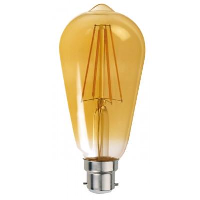 Vintage-Retro-ST64-LED-Bulb-B22-VUEP709
