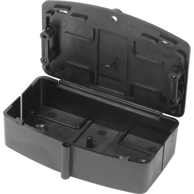 Black 30A Connection Box with Screws & Grips - VHCBOX002B
