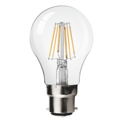 6w LED Dimmable Filament GLS Bulbs