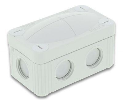 Wiska COMBI 206 - IP66/67 White