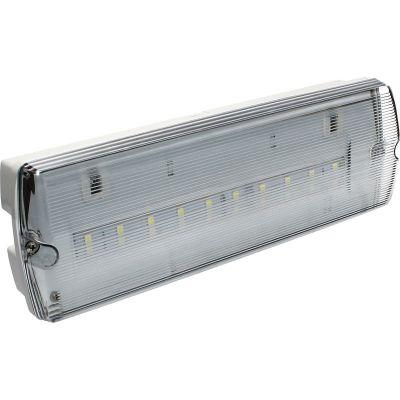 3w LED Emergency Bulkhead