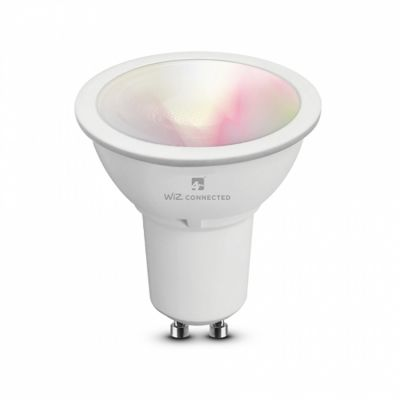 4Lite Wiz Connected 5.5W Wifi/Smart LED GU10 Colour Changing + RGB
