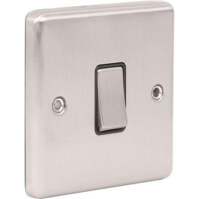 1 Gang Intermediate Light Switch W05BSB