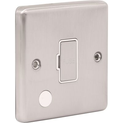 Un-Switched Fuse Spur W55BSW