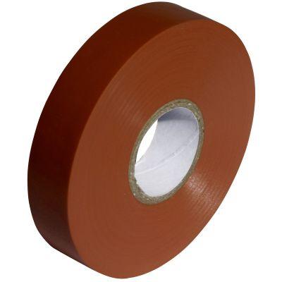 PVC-Insulation-Tape-Brown-19mm-x-33mm-093-252-032