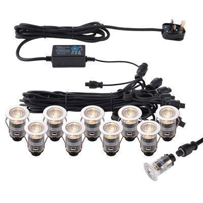 IkonPRO CCT 3000K/4000K 25mm kit IP67 0.75W