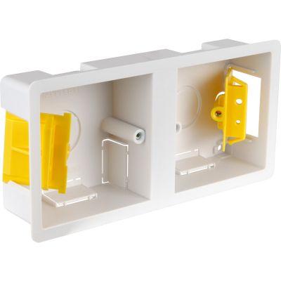Appleby SB637 35mm Dual 1 Gang Dry Lining Box