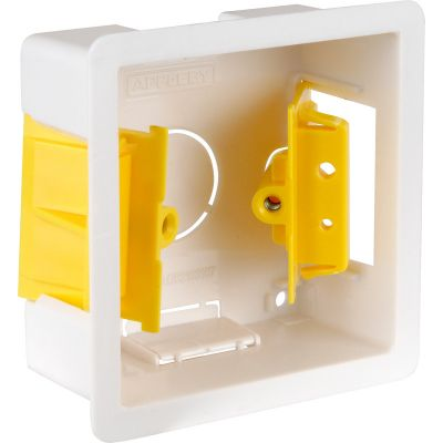 Appleby SB619 35mm 1 Gang/Single Dry Lining Box