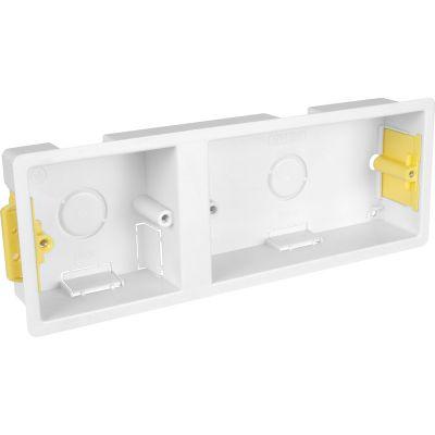 Appleby SB638 35mm Dual 1 & 2 Gang Dry Lining Box