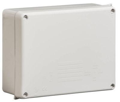 Wiska-Surface-Sealed-Box-IP65-Grey-230-x-180-x-88-886LH
