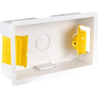 Appleby SB661 47mm 2 Gang/Double Dry Lining Box