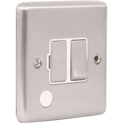 13A Switched Fuse Spur W38BSW