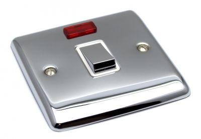 20A-Double-Pole-Switch-D37PCW