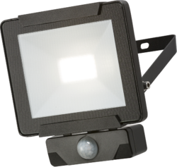 230V IP65 30W LED Floodlight with PIR sensor 4000K