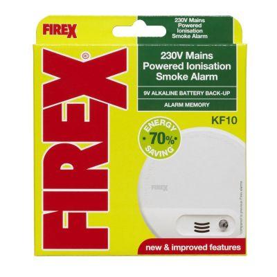 Kidde - Firex Hard-Wired Ionisation Smoke Alarm