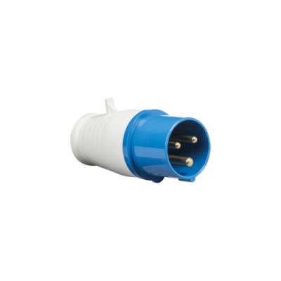 240V IP44 16A Plug 2P+E