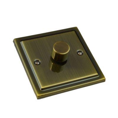 1 Gang 250W Dimmer Switch R10AB