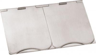 Satin-Chrome-Floor-Socket-13A-FL07SC