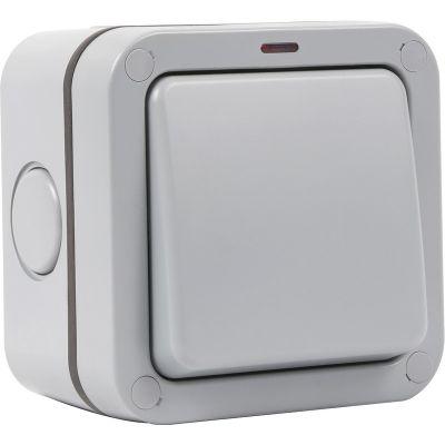 1 Gang DP Outdoor Weatherproof Switch