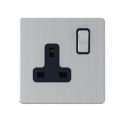Single-1-Gang-13a-Socket-SG06BCB