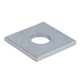 M10 Flat Square Plate