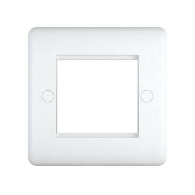 White-Moulded-2-Data-Module-Plate-ST63W