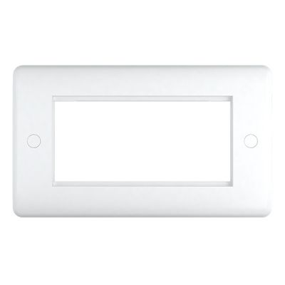 White-Moulded-4-Data-Module-Plate-ST66W