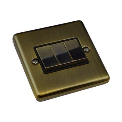 antique-brass-3-gang-light-switch-windsor-w03ab